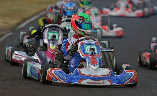 Tuto Super One Series, Fulbeck - Round 6, June 24th-25th 2017
