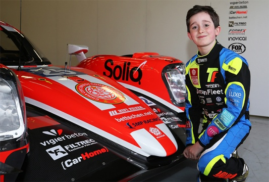 Not only F.1 for young drivers