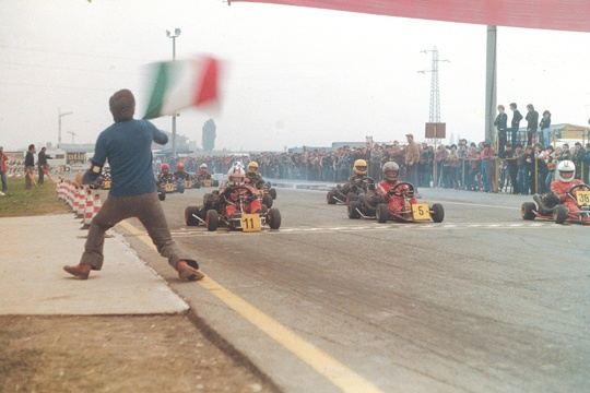 Trofeo delle Industrie: the oldest race in the world