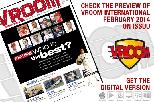Vroom International February 2014 out now!!!