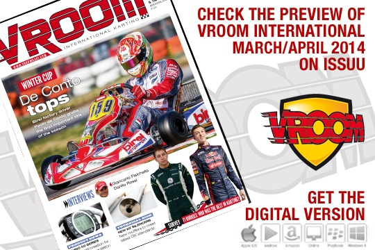 Vroom International March 2014 out now!!!