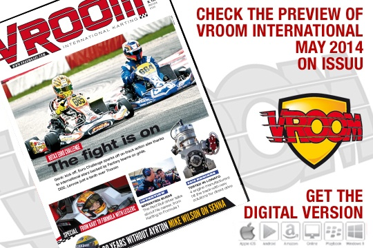 Vroom International May 2014 out now!!!