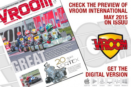 Vroom International May 2015 out now!!!