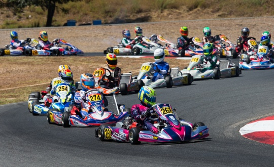 Victor Martins simply unstoppable in OK Junior