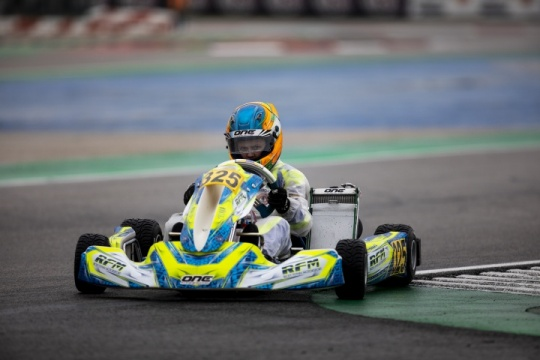 Laurens van Hoepen ready for bounce back at Winter Cup