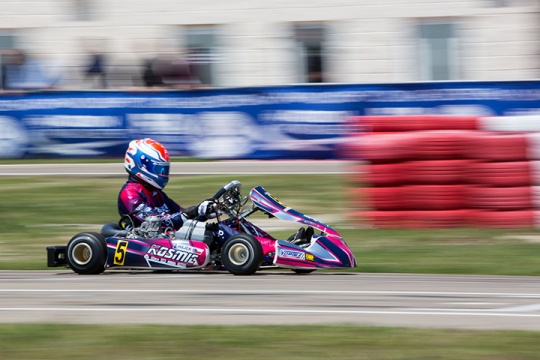 Kosmic Racing Department ready for a top debut at Adria