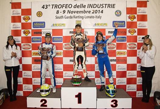 Leonardo Marseglia takes the victory in the 43rd trofeo delle Industrie