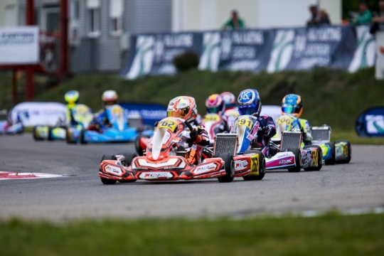 Only a penalty stops Forza Racing in Belgium