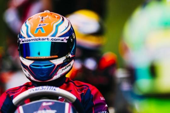 CIK-FIA World KZ Championship & Int. KZ2 Super Cup - Saturday report