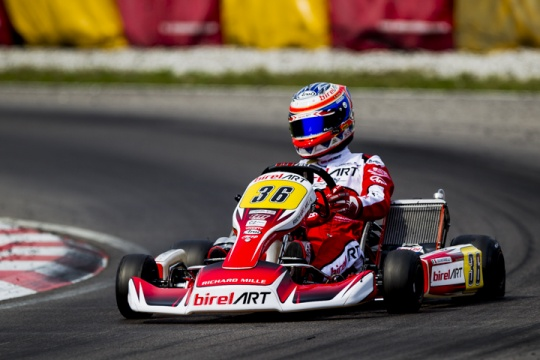 CIK-FIA World KZ Championship & Int. KZ2 Super Cup - Qualifying