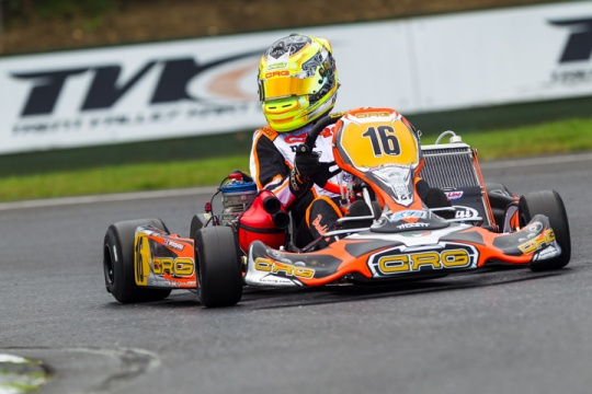 CIK-FIA World OK & OKJ Championship - Qualifying