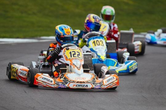 CIK-FIA World OK Junior Championship - Final