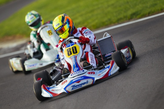 CIK-FIA World OK Championship - Final