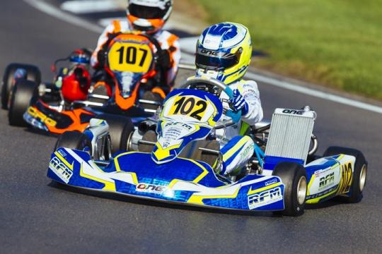 CIK-FIA World OK & OKJ Championship - Heats report