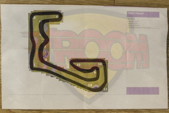 The Fernando Alonso Circuit layout will change