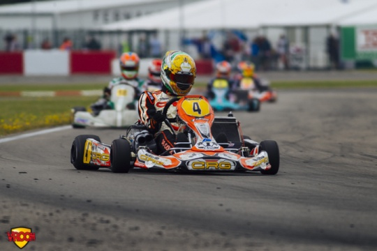 CIK-FIA European Championship, Oviedo - Heats report