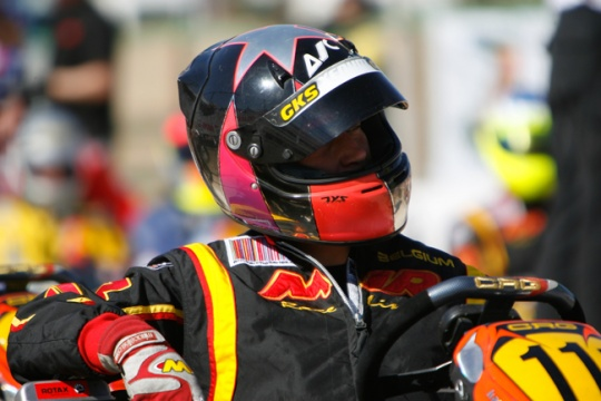 Tenth consecutive Rotax Grand Finals for Adams