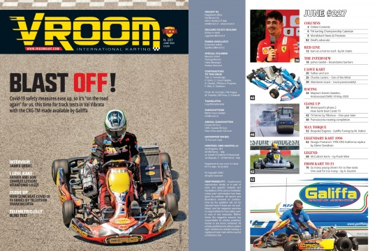 Vroom International June 2020 out now!