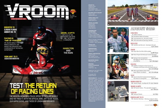 Vroom International August 2020 out now!
