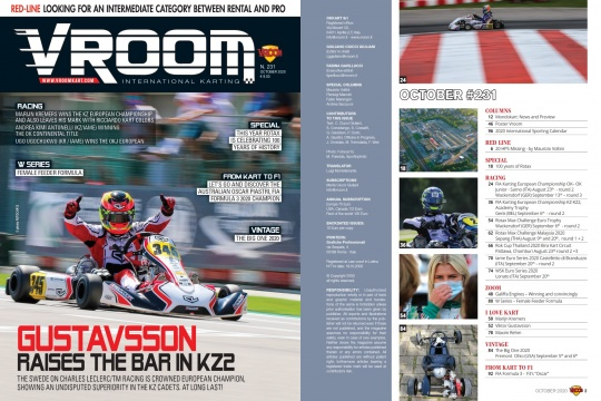Vroom International October 2020 out now!