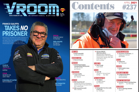 Vroom International April 2021 out now!