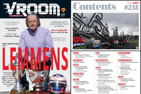 Vroom International May 2021 out now!