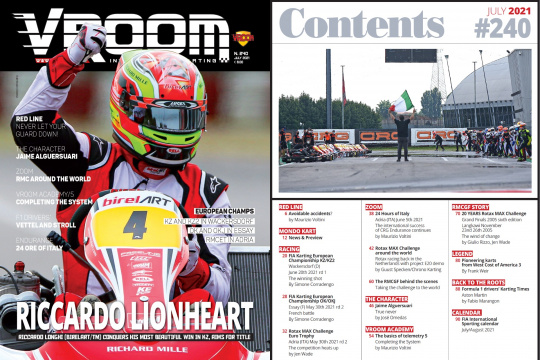 Vroom International July 2021 out now!