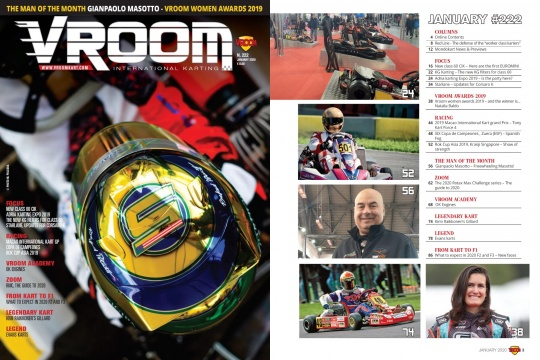 Vroom International January 2020 out now!