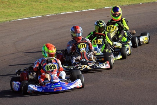 Brazilian Kart Championship will be broadcasted by Sportv