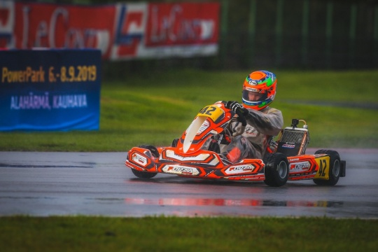 Traffic prevented Stadsbader to take the Final in Finland