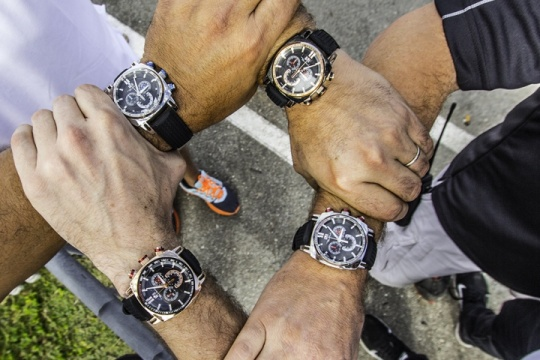 """Ritmo Mundo Named """"Official Time Keeper"""" for All 2016 MAXSpeed Entertainment Promoted Events"""