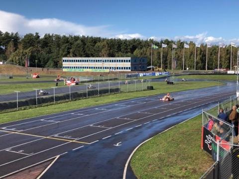 Live: Kristianstad - Heats results