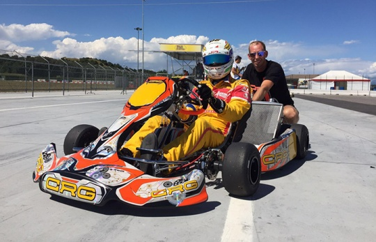 """Antonio Giovinazzi: """"Karting has played a crucial role in my career"""""""