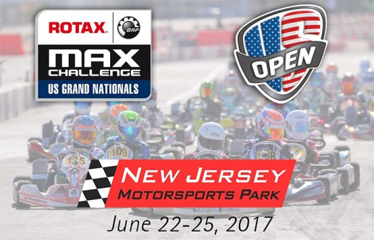 Details announced for joint US Open and US Rotax Grand Nationals event