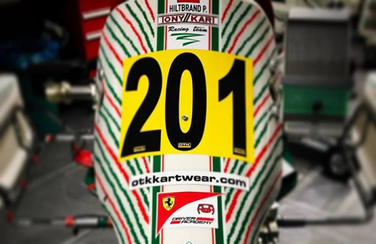 WSK Champions Cup - OK, final