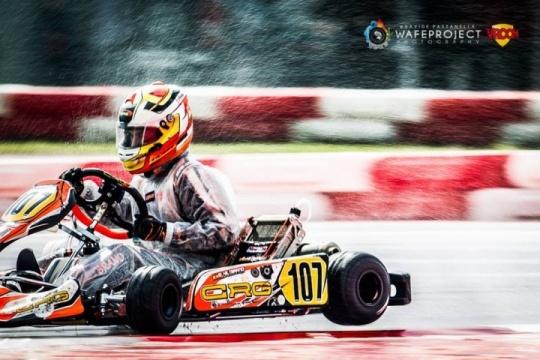 CIK-FIA European KZ2 - OK - OK Junior Champs - Day 2