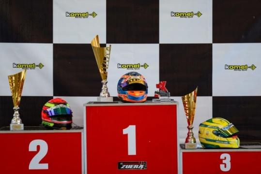 X30 Euro Series, Round 2 – Circuito Internacional de Zuera, July 17 2016