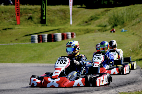 Former RMC Euro champ wins Rotax Project E20 title