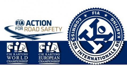 CIK-FIA World Championship, European Championship and the  International Super Cup on the way
