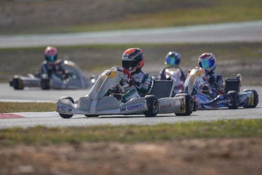 An uphill Round 2 for Rehm in Portimao