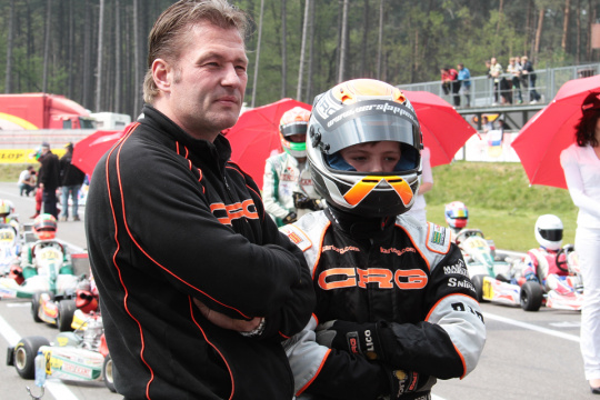 Jos Verstappen: Paul Lemmens & the good old days