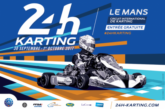 Second highly anticipated edition of the CIK-FIA Endurance Championship at Le Mans