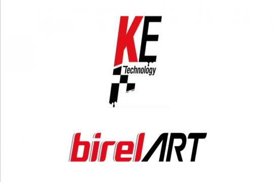 KE Technology is the new partner of Birel ART Srl