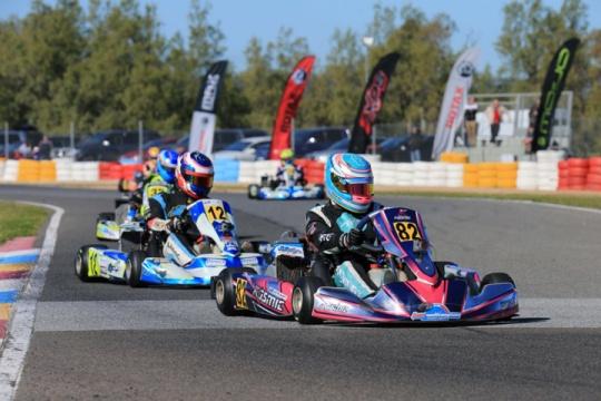 2016 Australian Rotax Pro Tour, Round 5 - South Australia's Bolivar Kart, July 17 2016