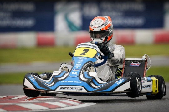FIA Karting World Cup, Lonato - Heats, Kremers and Giannoni protagonists on Saturday