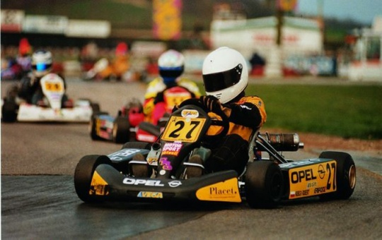 Robert Kubica is back in F.1!