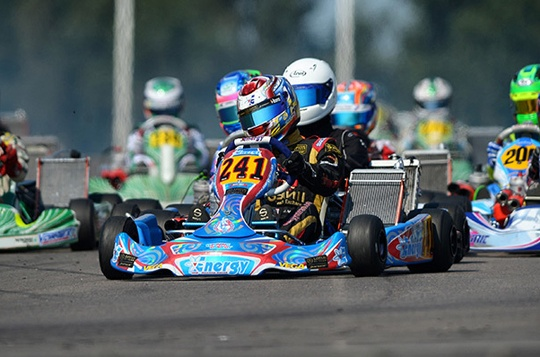 High performance and crazy racing for Energy in Sweden