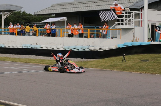 CIK-FIA Asia-Pacific KZ championship - Tom Leuillet is the new king of Macao