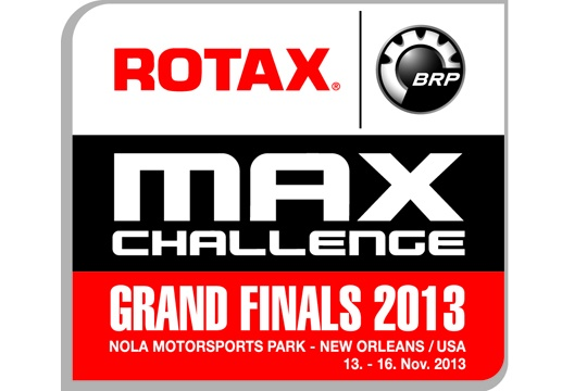 2013 F1 trophy on display during the Rotax MAX Challenge Grand Finals in New Orleans
