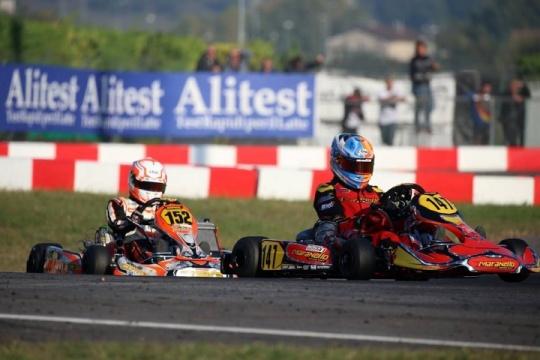 Trofeo delle Industrie - Prefinal races